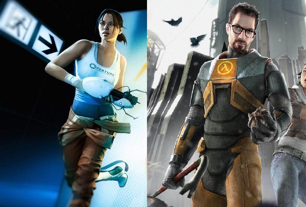Siguen en pie las películas de Portal y Half-Life