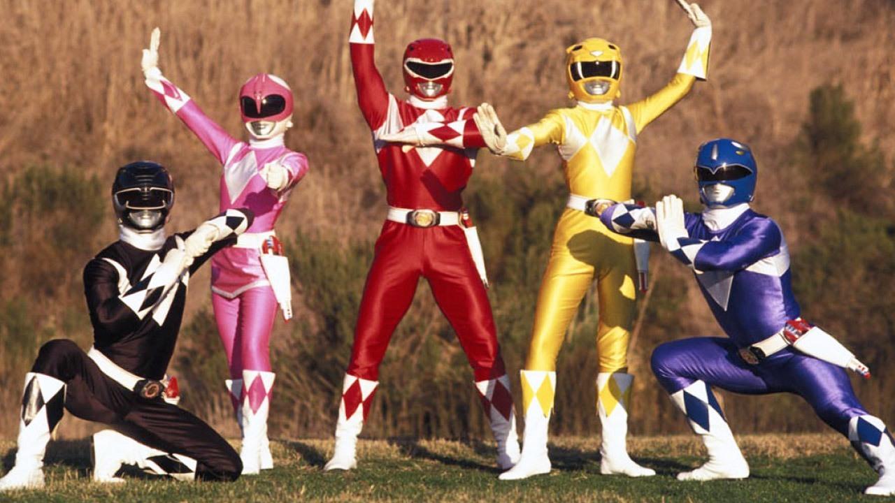 Comienza la producción de Power Rangers, la película