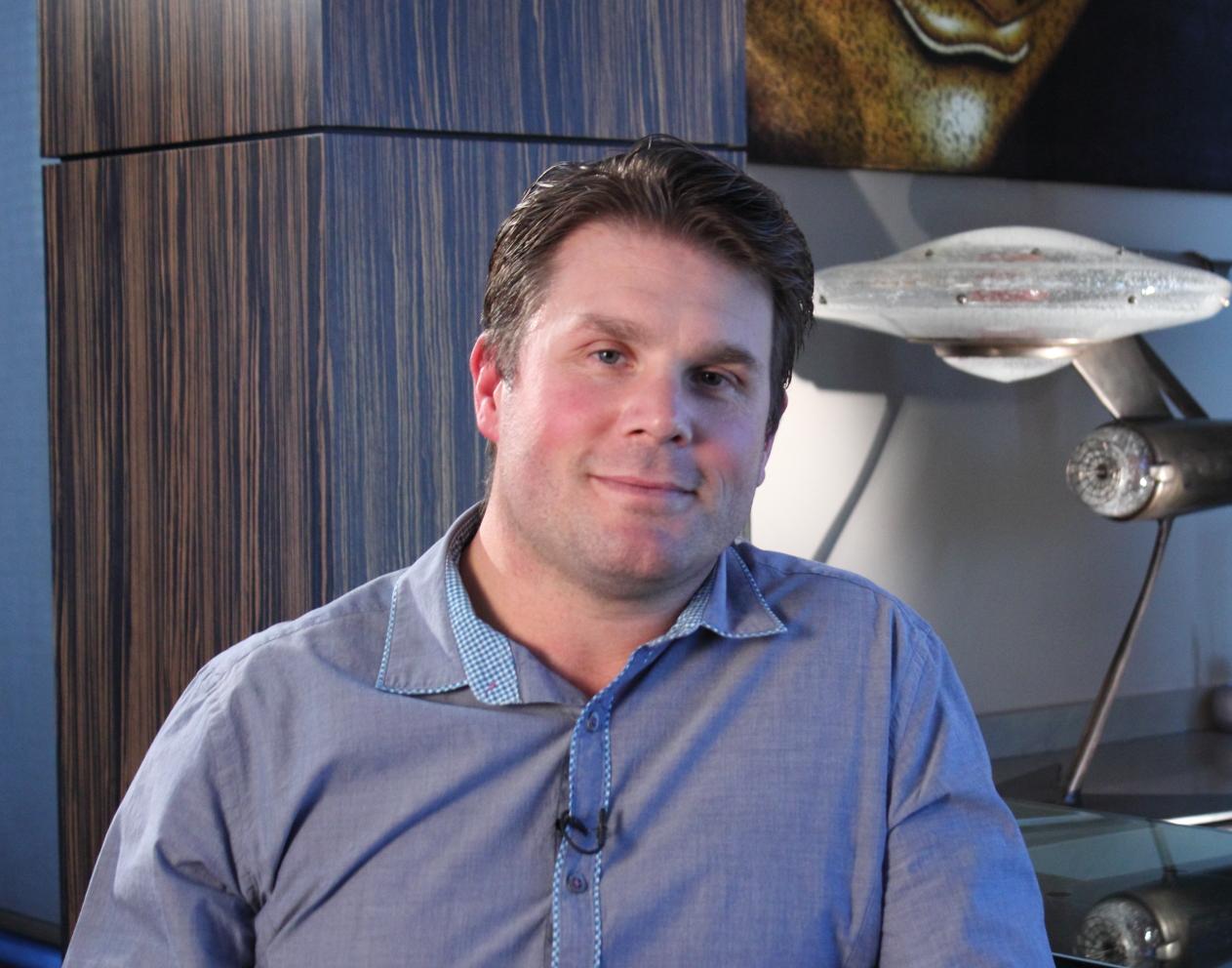 El hijo del creador de Star Trek será productor ejecutivo de la nueva serie