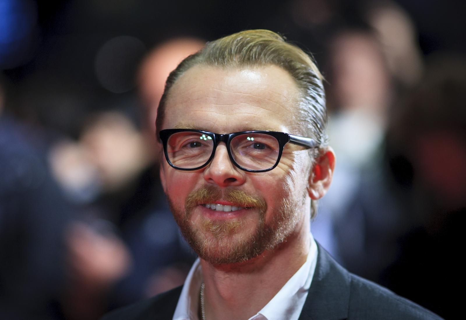Simon Pegg en conversaciones para unirse a 'Ready Player One'