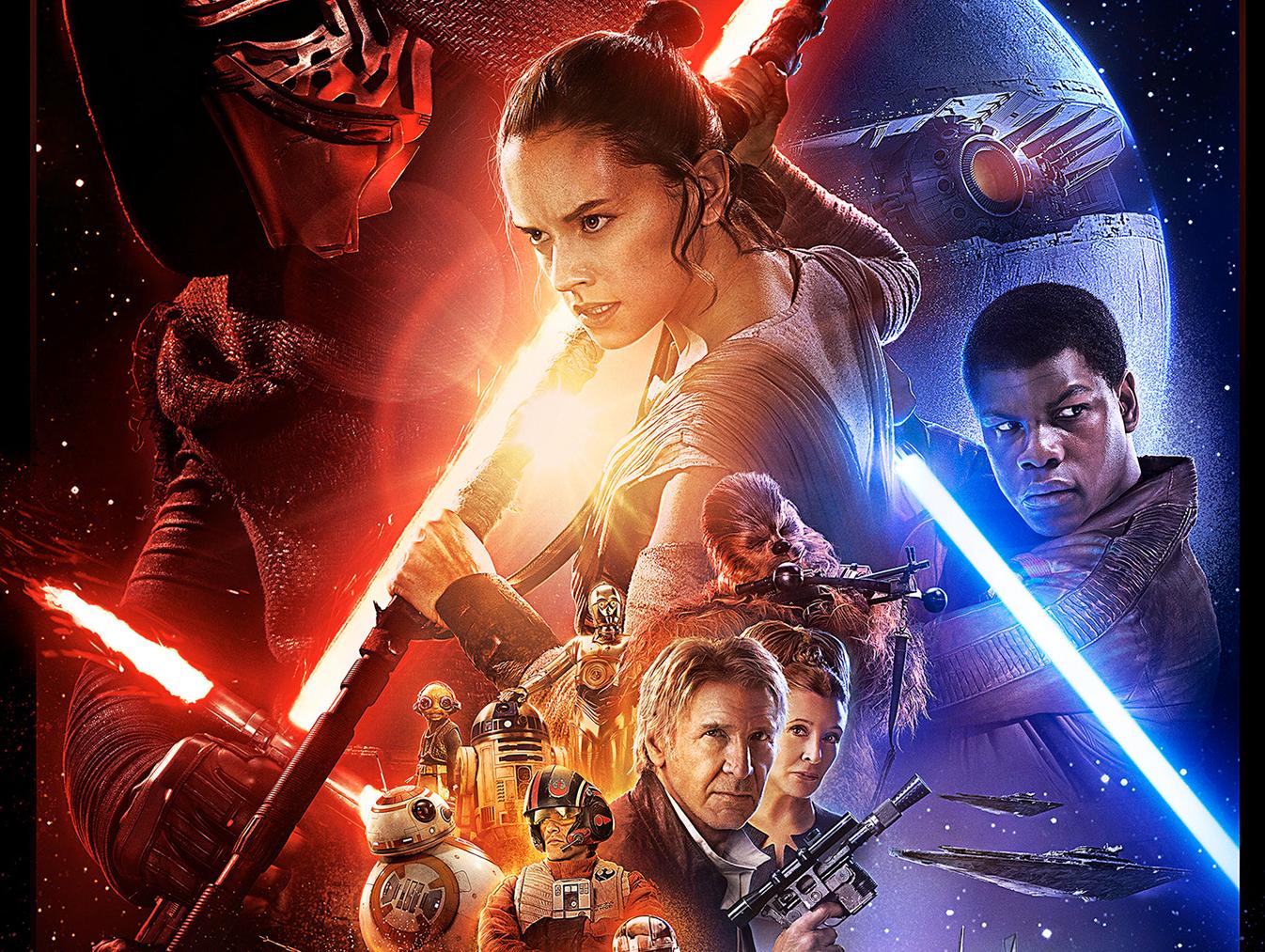 Esto es lo que vendrá incluido en el Blu-Ray de Star Wars: The Force Awakens