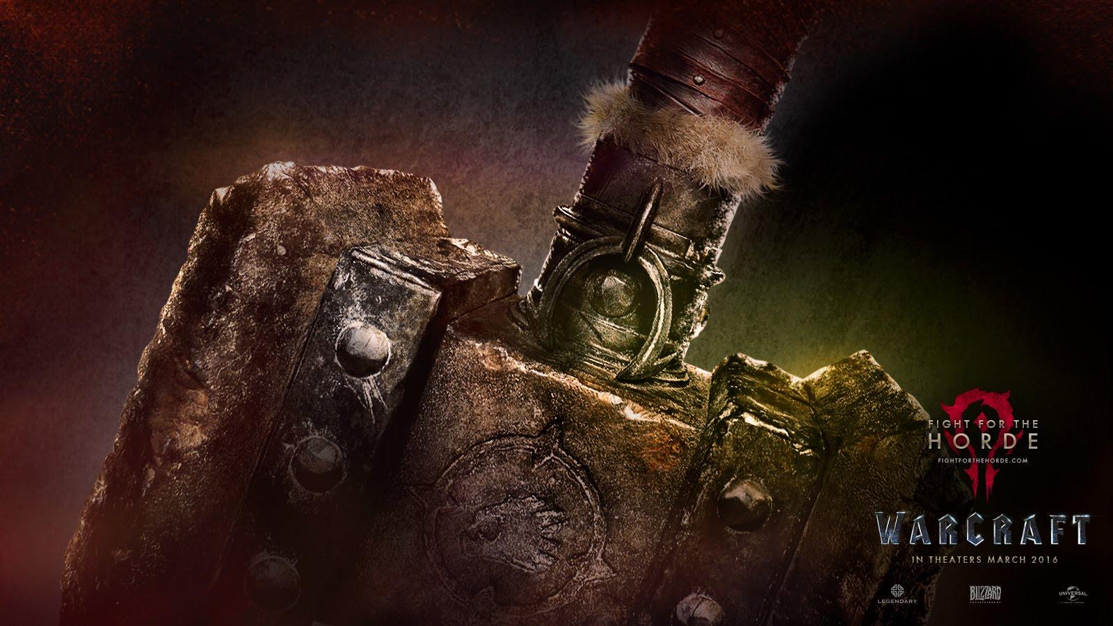 Nuevo TV spot y posters de Warcraft