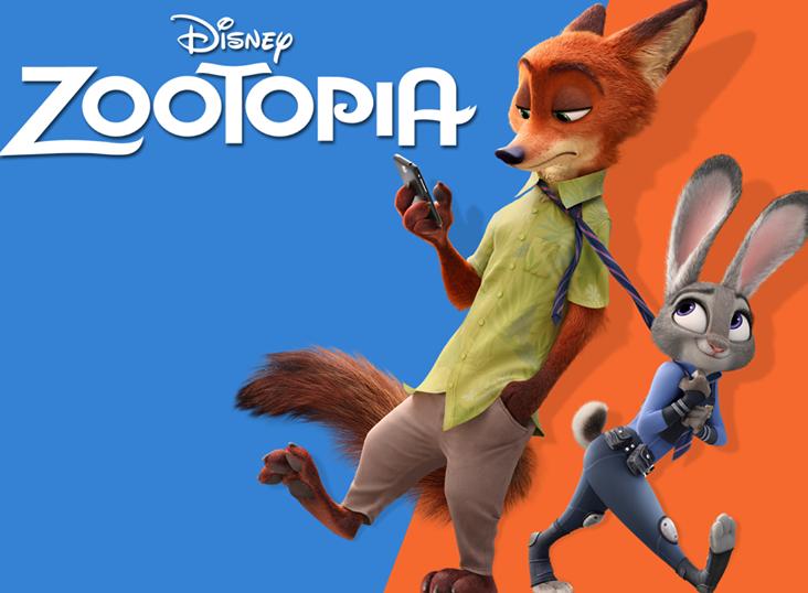 REVIEW: Zootopia