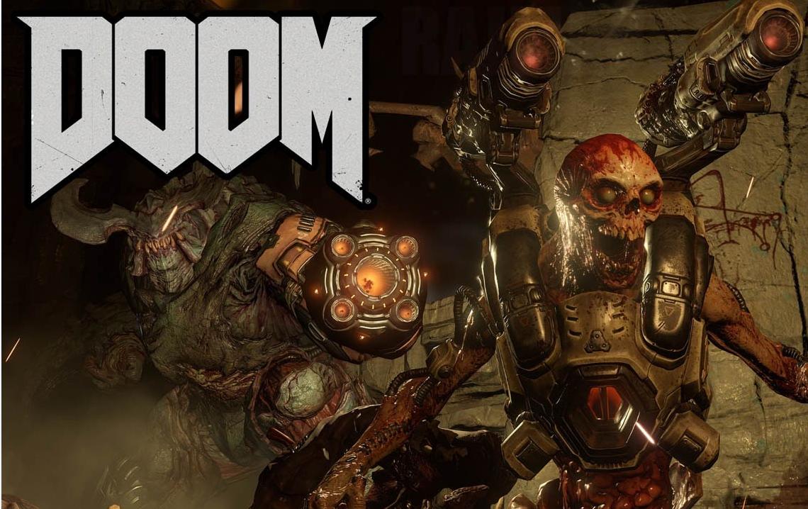 Beta abierta de Doom inicia el viernes 15 de abril