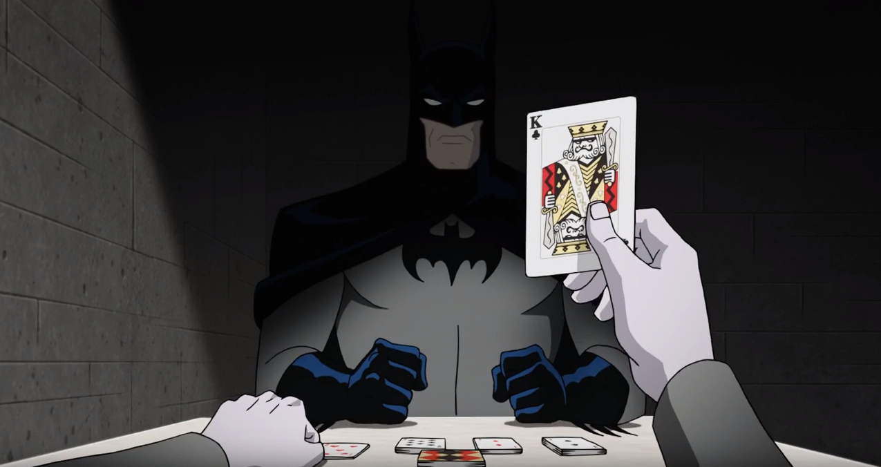 Mira el trailer oficial de Batman: The Killing Joke