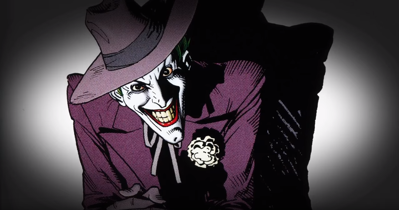 Nuevo trailer y preview de Batman: The Killing Joke