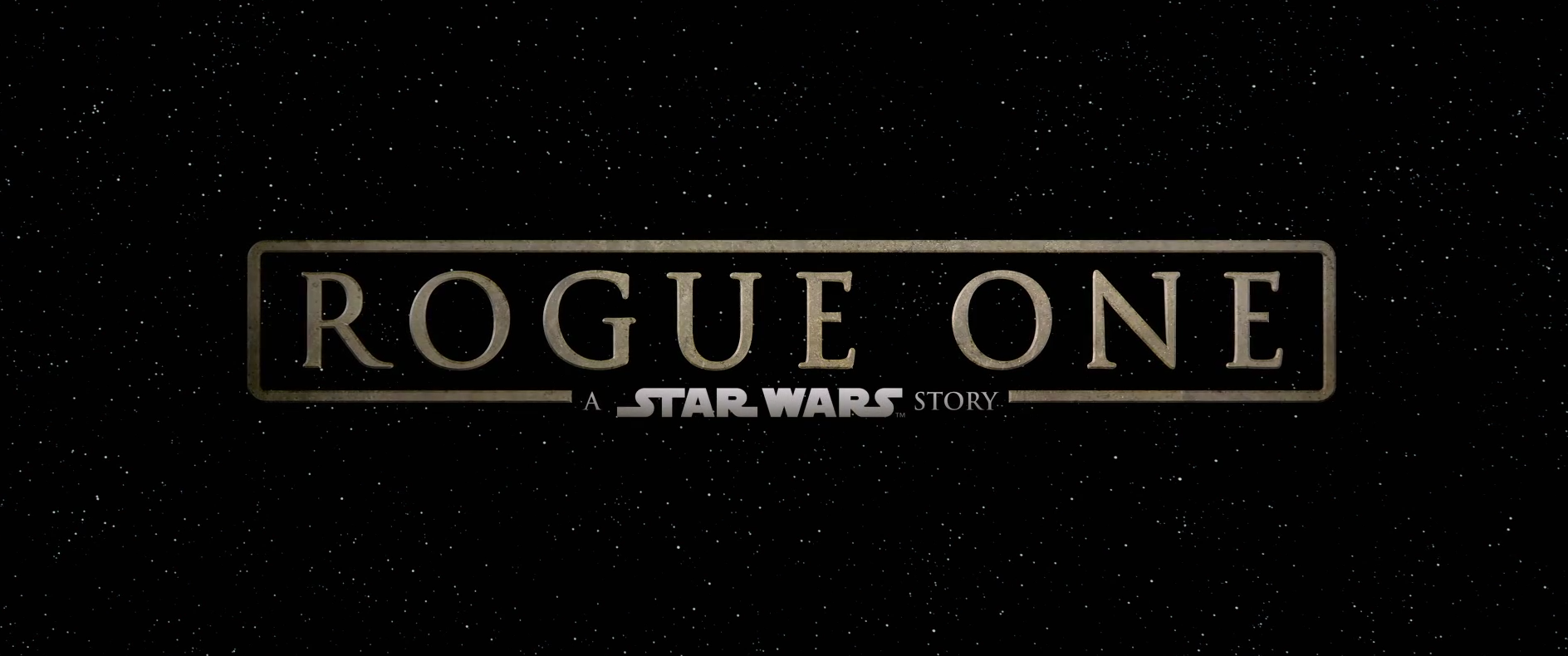 Mira el primer teaser de Rogue One: A Star Wars Story