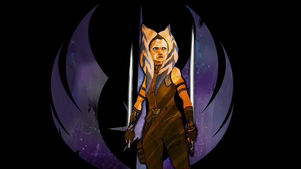 Ahsoka Tano protagonizará novela de Star Wars