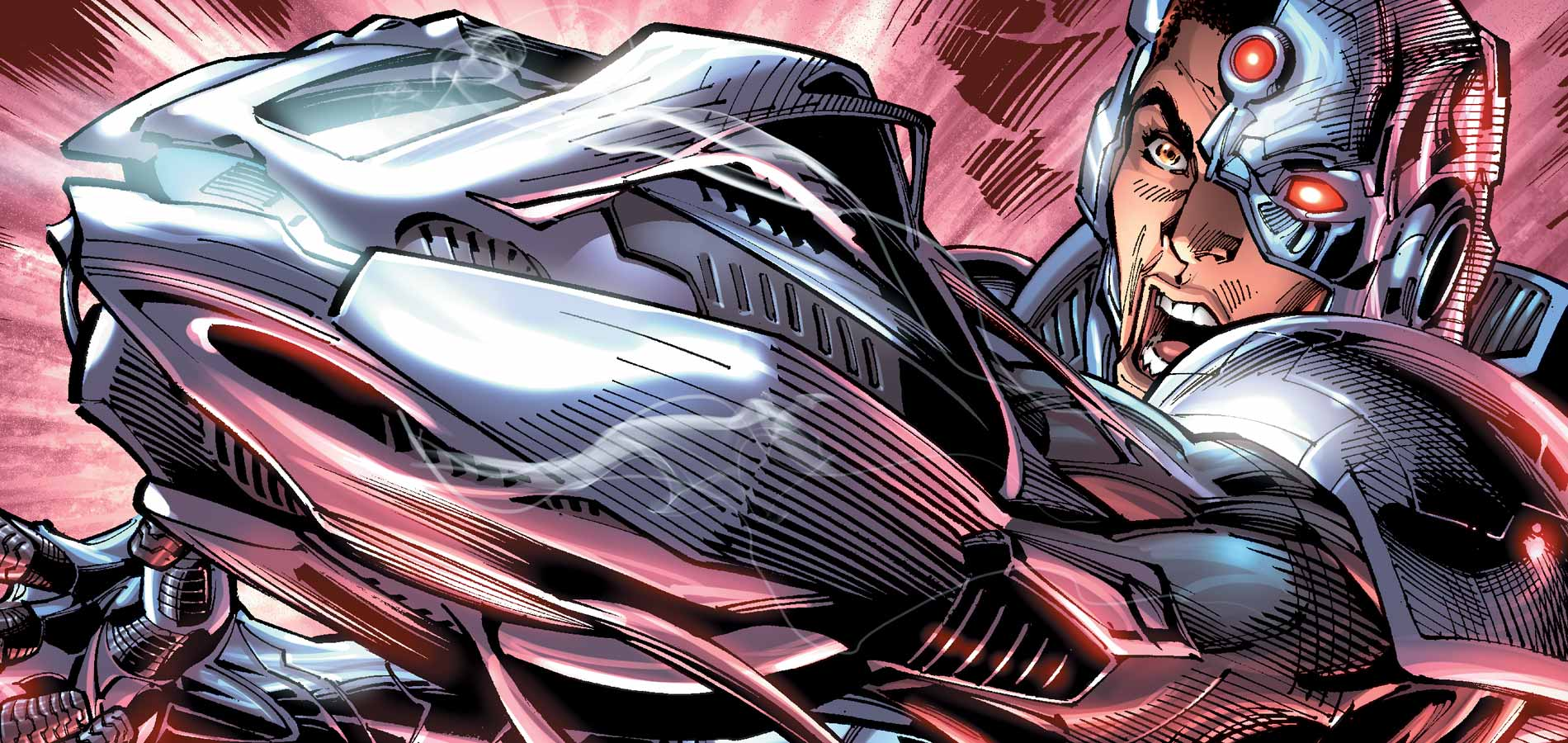 Cyborg podría aparecer en la película de The Flash