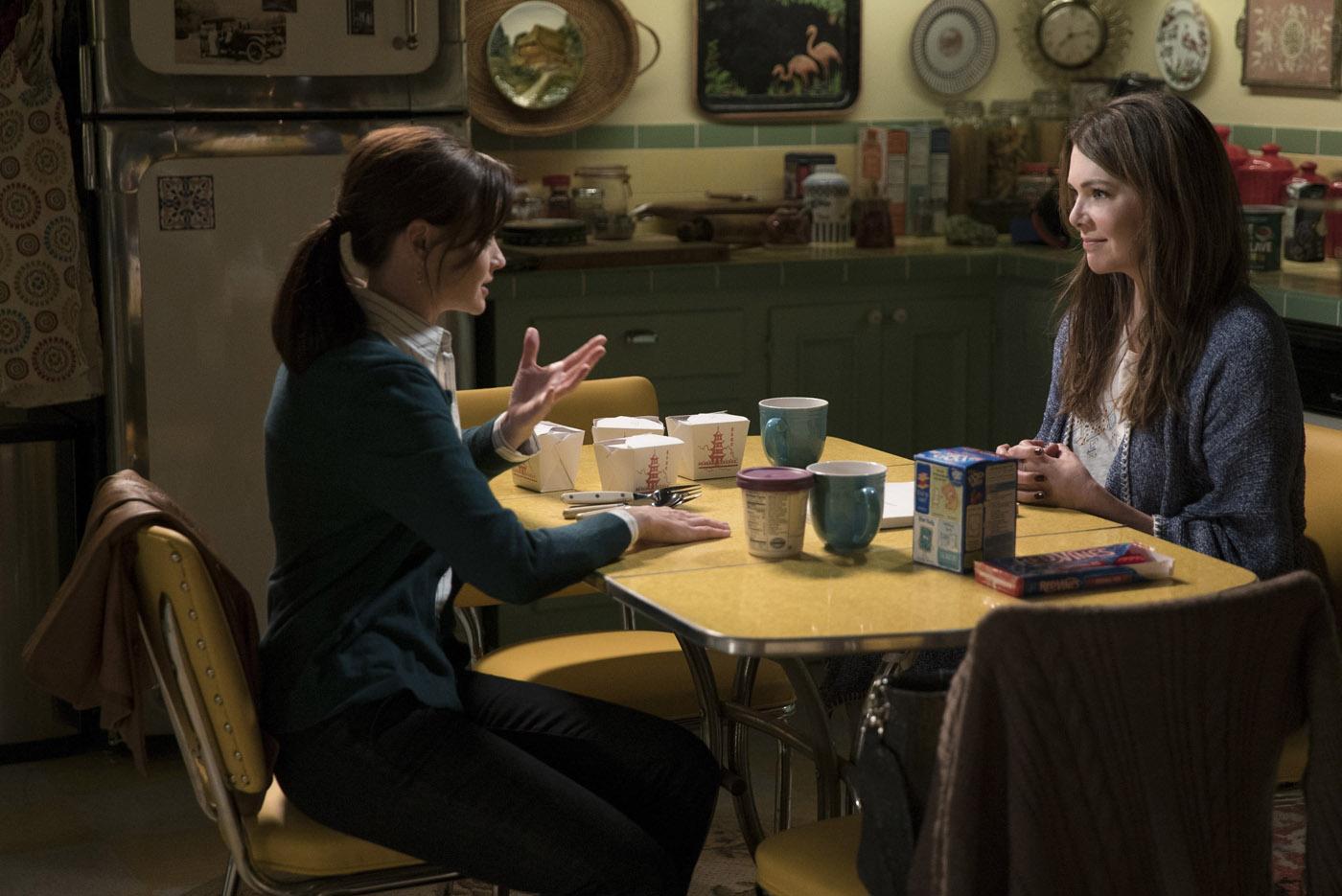 Los 37 personajes que regresarán en Gilmore Girls