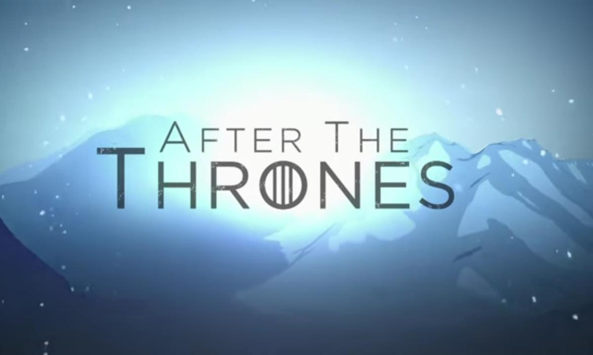 After The Thrones analizará los episodios de Game of Thrones