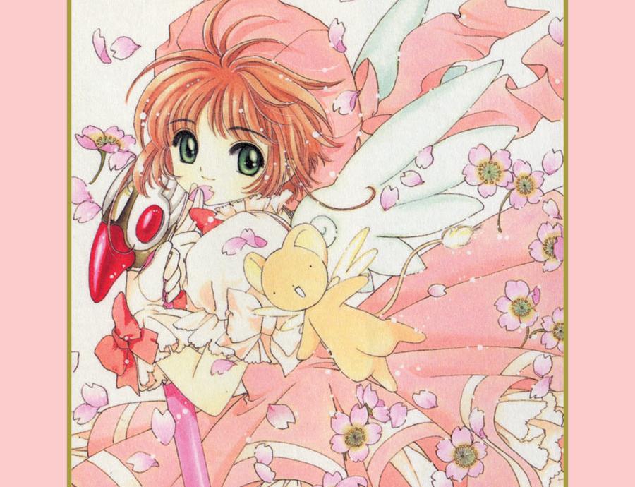Nuevo manga de Card Captor Sakura empezará en junio