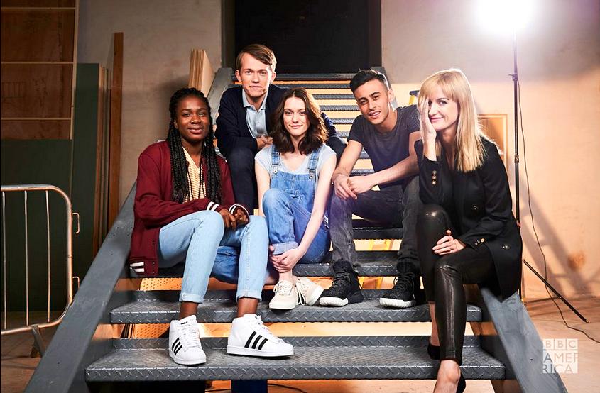 Revelado el elenco de Class, el nuevo spin-off de Doctor Who