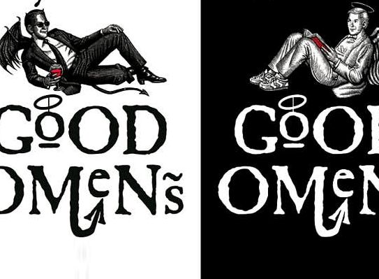 Good Omens se transmitirá por Amazon y la BBC