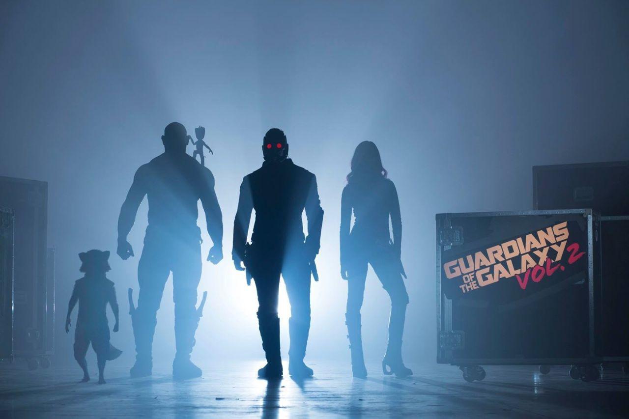Revelados 3 personajes de Guardianes de la Galaxia Vol. 2
