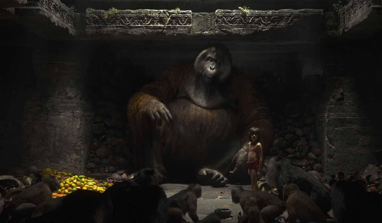 La historia detrás del Rey Louie de El Libro de la Selva