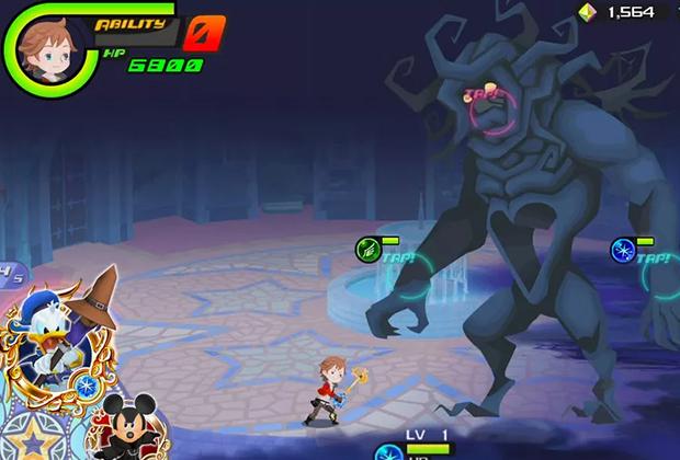 Kingdom Hearts Unchained x fue lanzado para Android e iOS