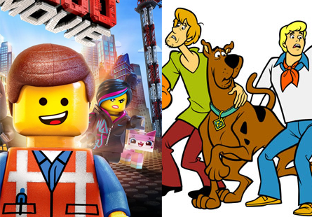 CinemaCon: Warner revela reboot de Scooby Doo, secuela de Lego Movie y más