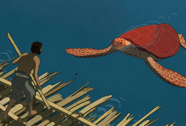 Wild Bunch y Ghibli revelan nuevas imágenes de La Tortuga Roja