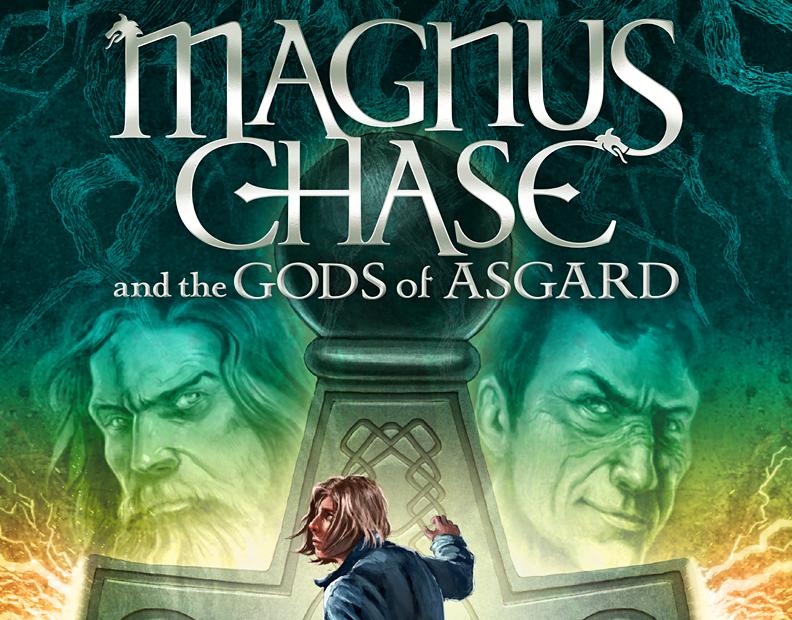 Magnus Chase regresa en The Hammer of Thor