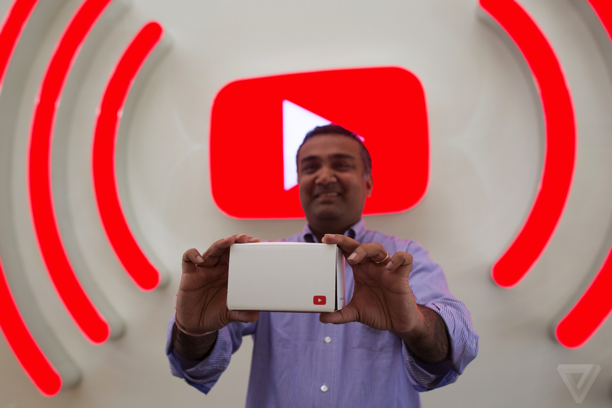 YouTube nos trae video en vivo a 360°
