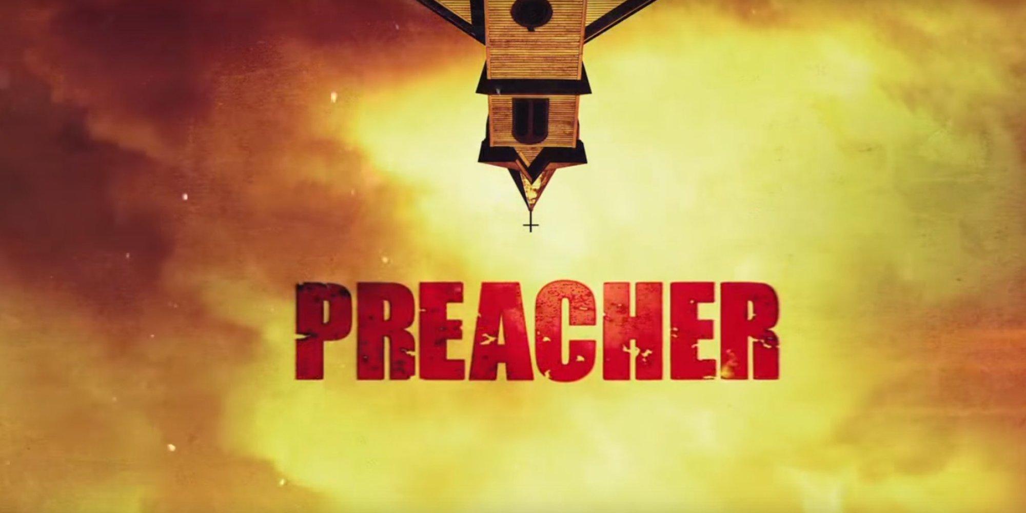 Conoce más sobre Preacher, la próxima serie de AMC basada en un comic