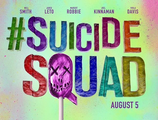 No te pierdas el nuevo trailer de Suicide Squad