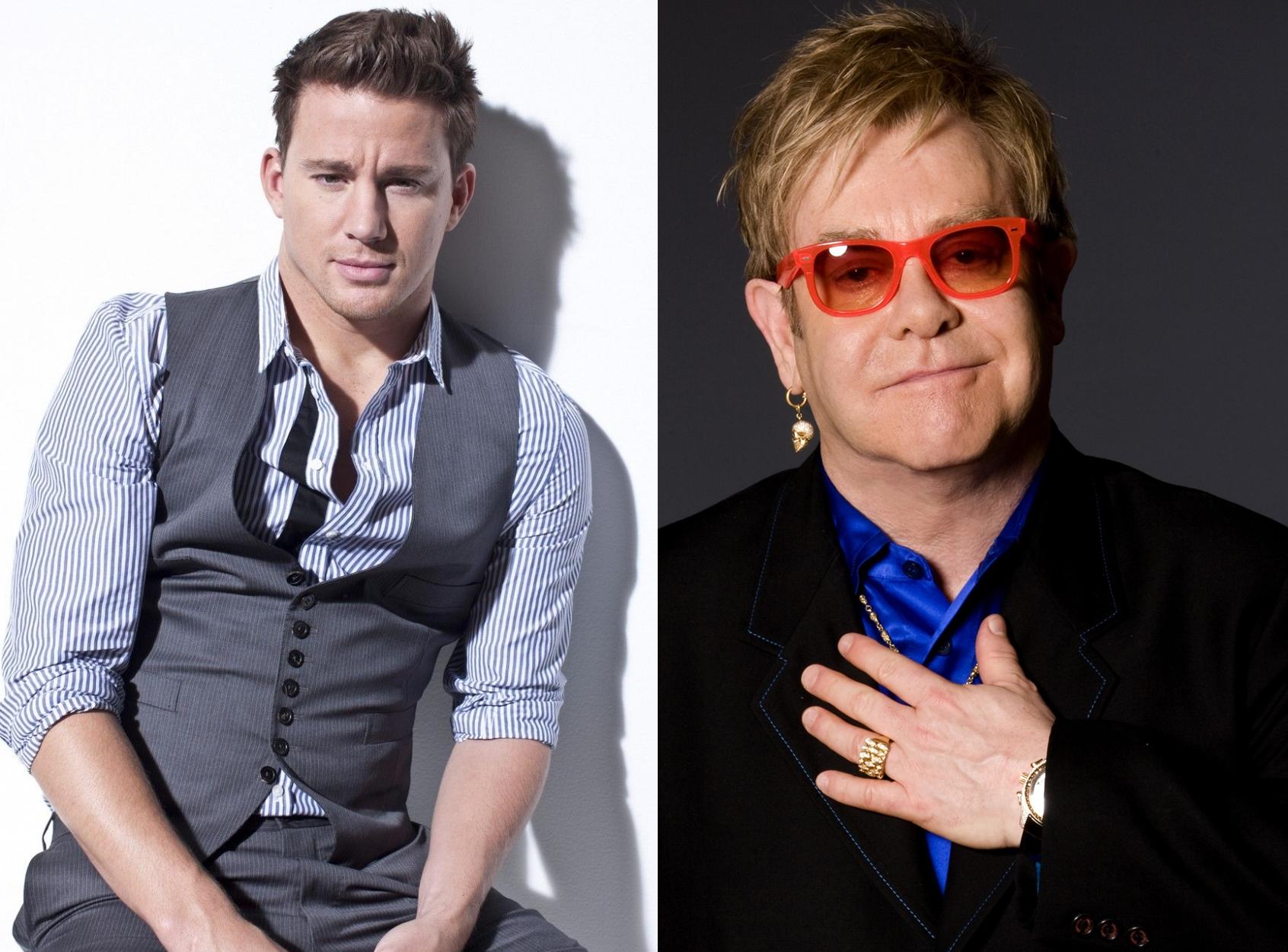 Elton John y Channing Tatum se unen al elenco de Kingsman: The Golden Circle