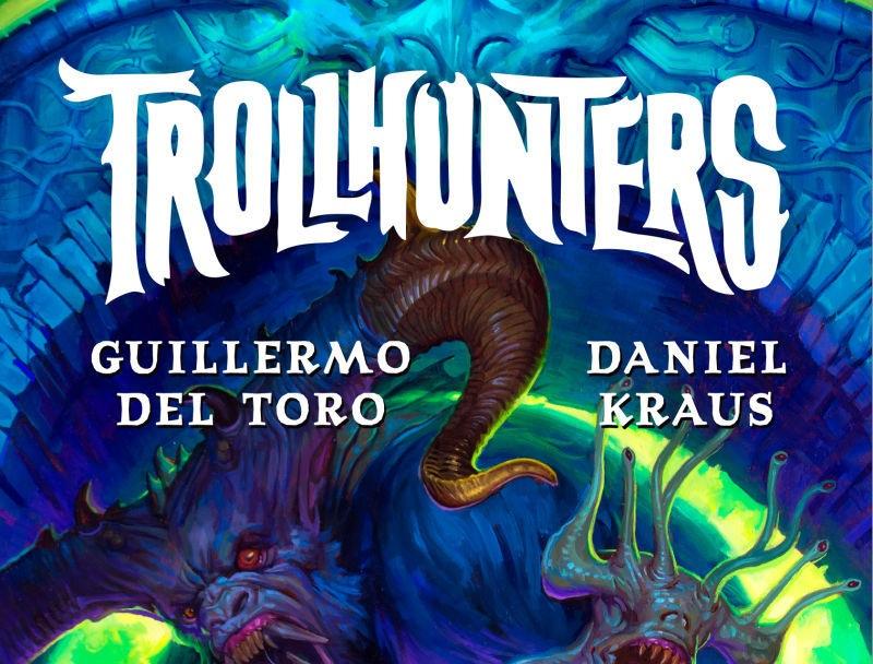 Primer vistazo a Trollhunters de Guillermo del Toro