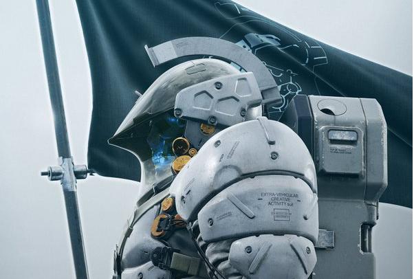 Kojima Productions: Nuevo logo 3D y planes a futuro