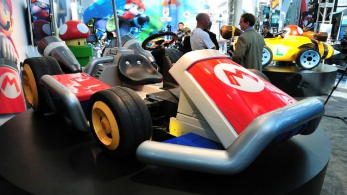 Circuito de Mario Kart para 2020 en Universal Studios Osaka