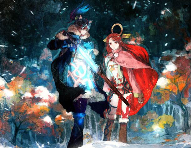 Square Enix retoma su ruta clásica con I Am Setsuna