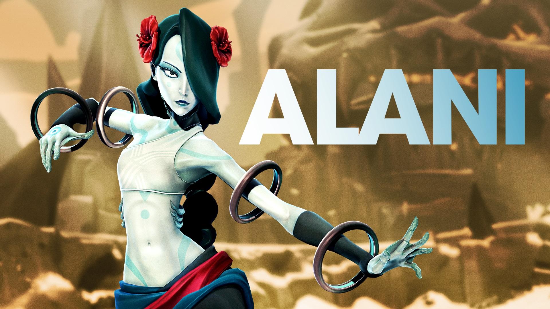 Alani y Pendles: Los nuevos héroes de Battleborn