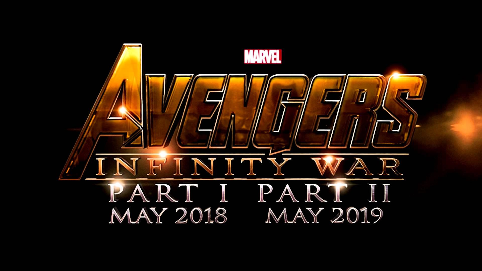 Avengers: Infinity War Parte 1 y 2 tendrán nuevos nombres