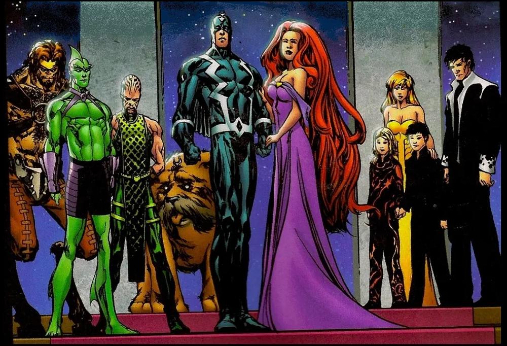 Inhumans Sí se hará, pero no en la Fase 3 de Marvel