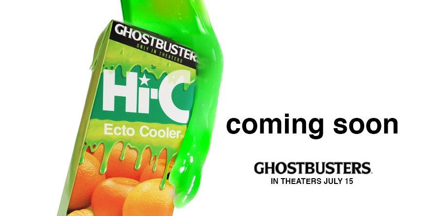 Hi-C nos trae de vuelta un sabor 100% Ecto