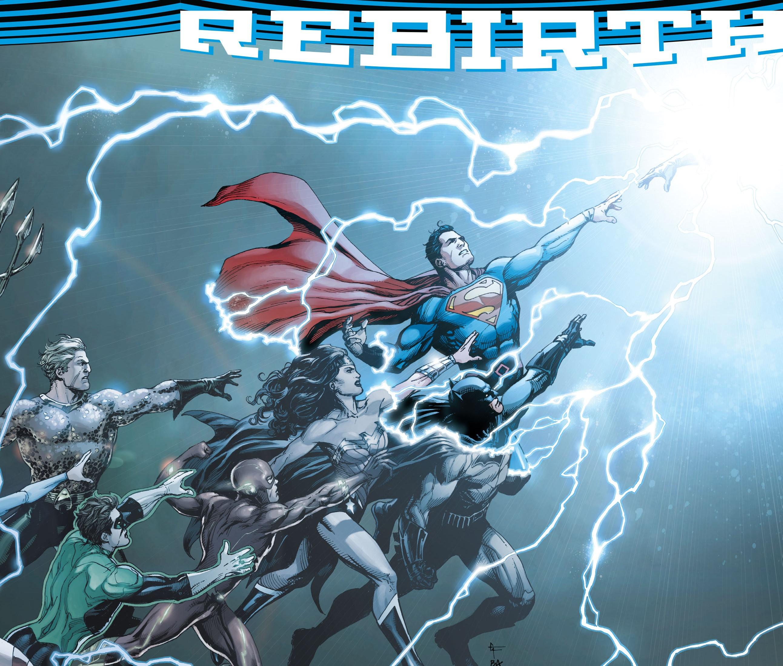 ¿Qué podemos esperar de DC Rebirth?