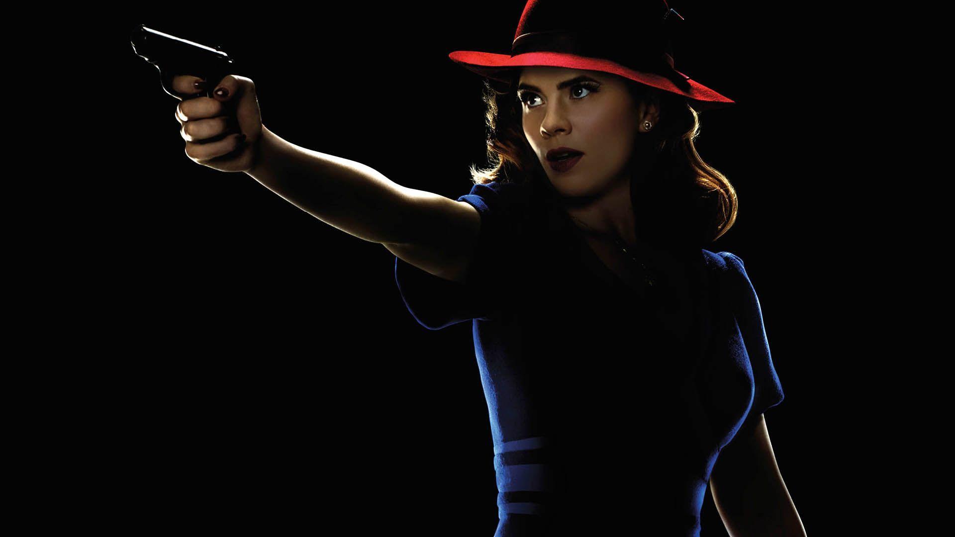 Agent Carter cancelada