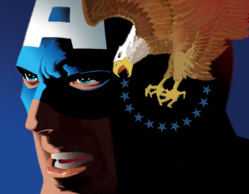 Marvel anuncia portadas variantes de Capitán América para todo 2016