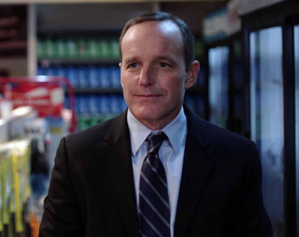 Clark Gregg no está esperando que Coulson y los Vengadores se reencuentren pronto