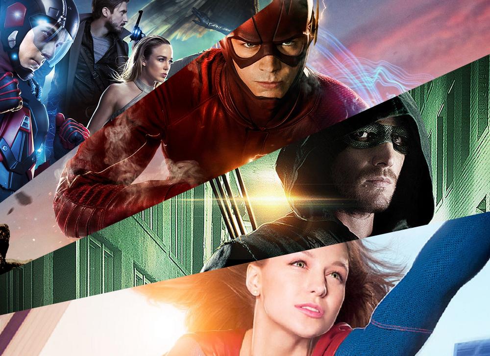 The CW planificando crossover entre Supergirl, Flarrow y Legends of Tomorrow