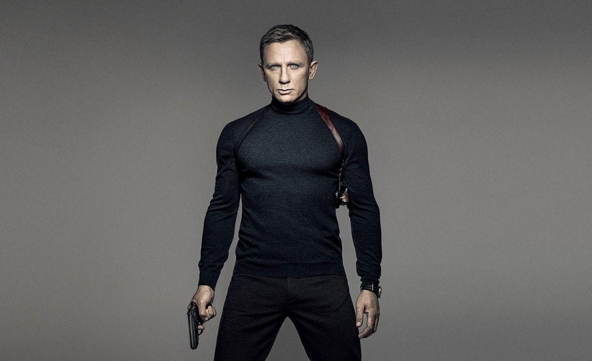 Daniel Craig se cansó de la franquicia 007