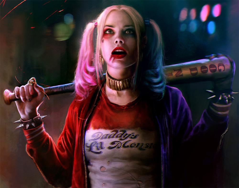 Margot Robbie produciendo película de Harley Quinn y otras heroínas de DC