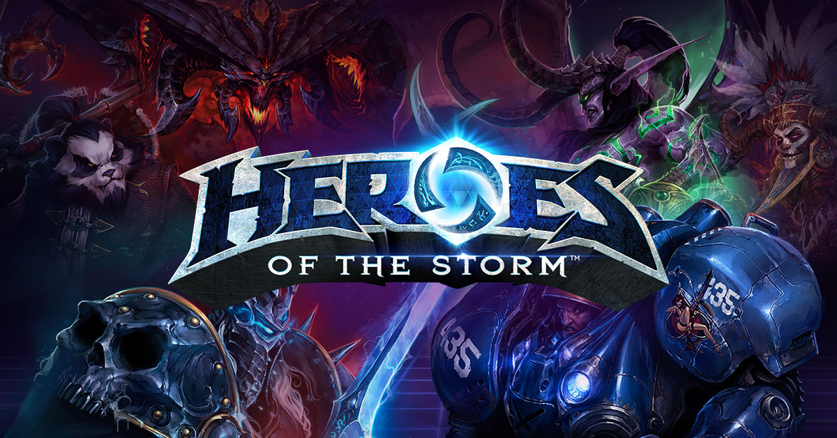 Blizzard celebra el primer año de Heroes of the Storm