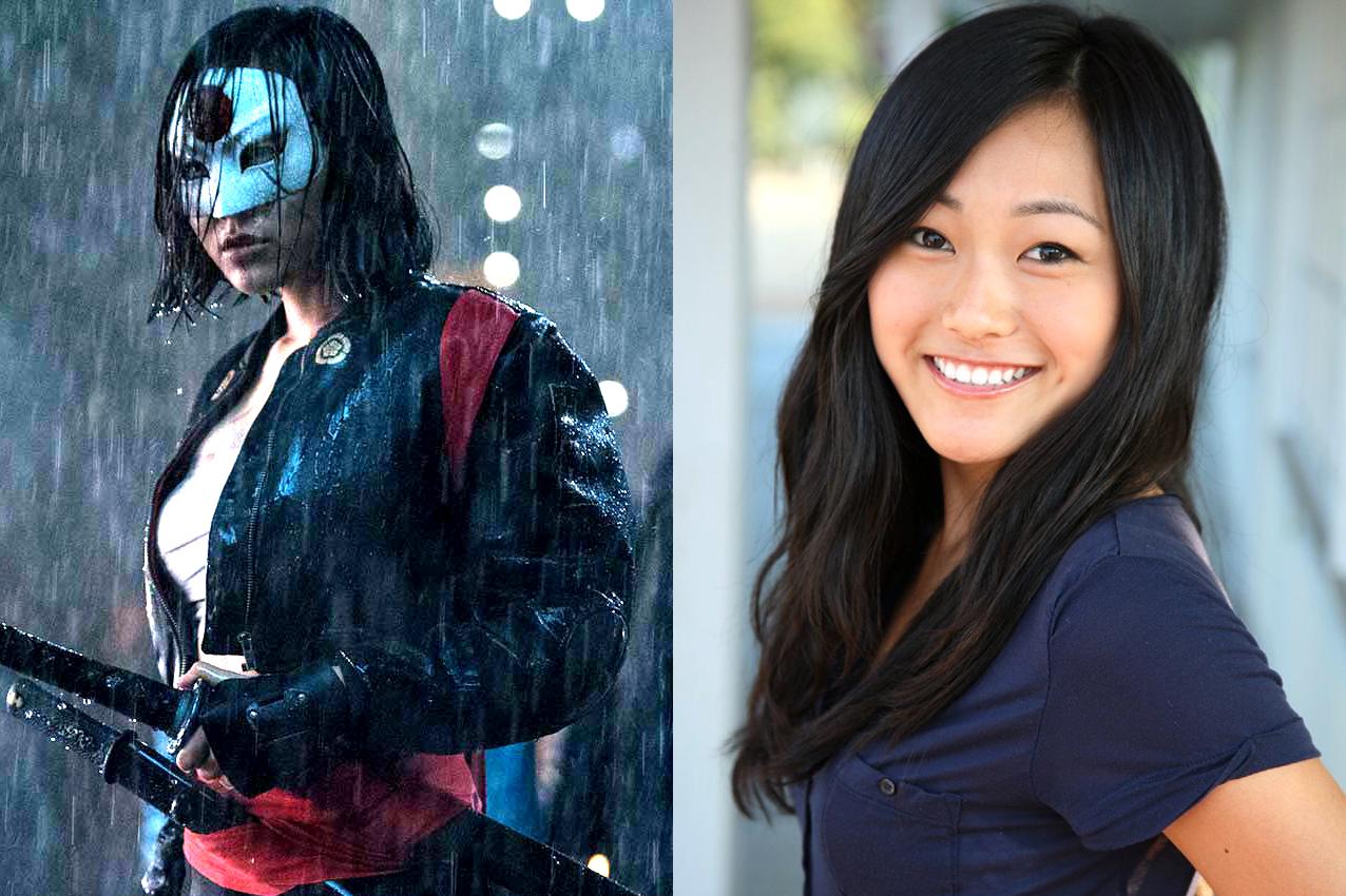 Karen Fukuhara habla sobre Katana en Suicide Squad