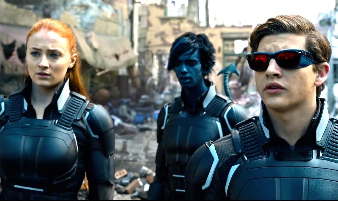X-Men: Apocalypse hace homenaje a álbumes de los 80's