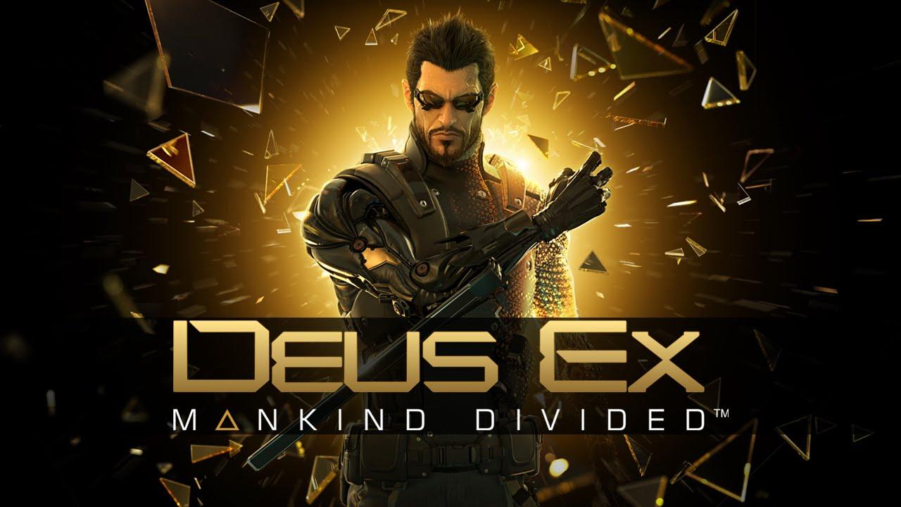 Mira el trailer 101 de Deus Ex: Mankind Divided