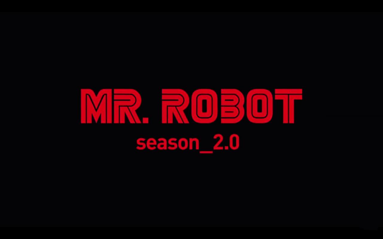 Mr. Robot 2.0: ¡Mira el primer tráiler oficial!
