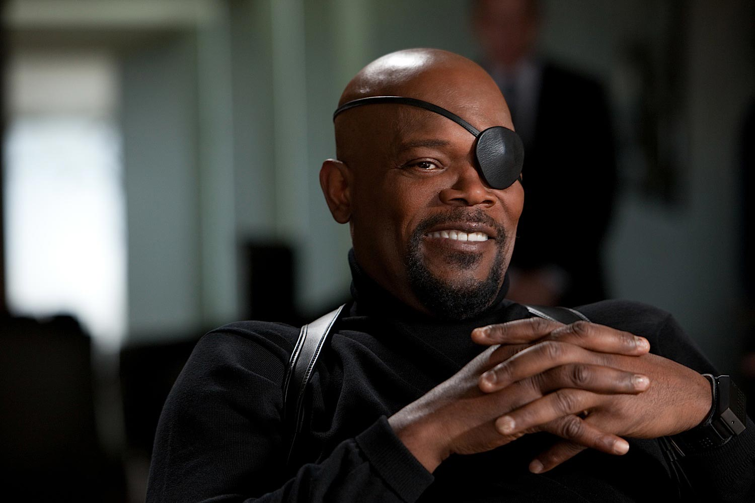 ¿Dónde estaba Nick Fury durante Civil War?