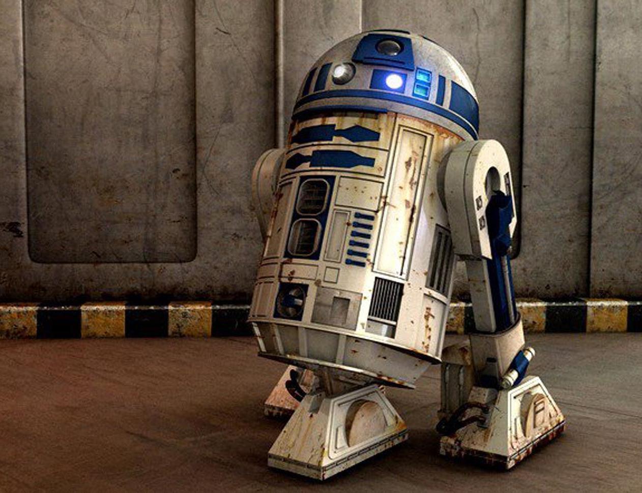 R2-D2 podría ser el narrador de Star Wars